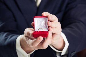 eljegyzésigyűrű