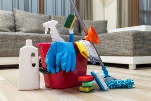 takarítóeszközök
