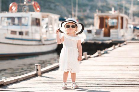 lány nyári ruhák