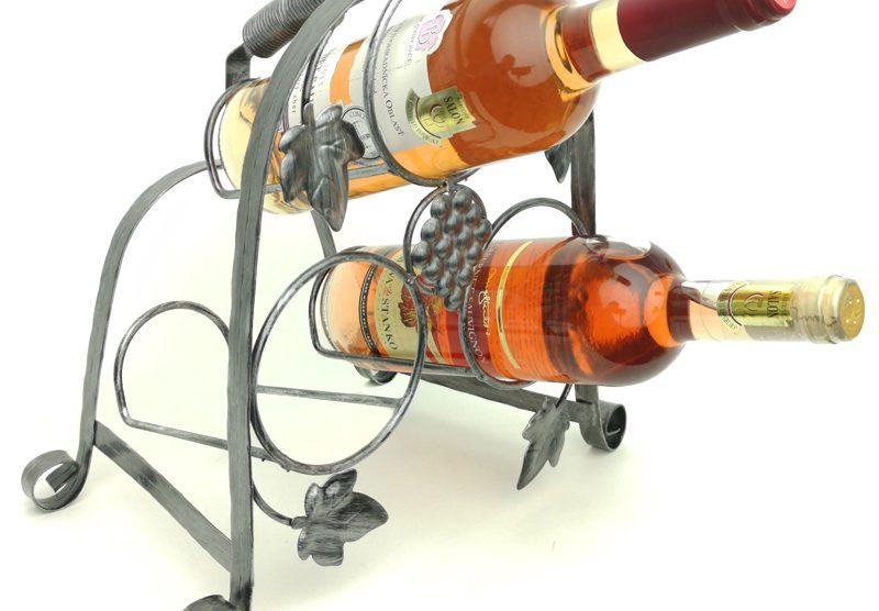 fém bortartó állvány